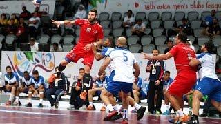 الشوط الأول | لخويا 26 - 27 النجمة البحريني | البطولة الآسيوية لكرة اليد2016