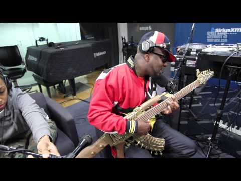 Wyclef Freestyles and Explains the Movement of the Gat-Tar (Gat Turned Guitar)
