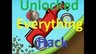 Hill Climb Racing- Hack [Everything Unlocked] [NO ROOT]
