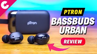 pTron Bassbuds Urban TWS Unboxing & Review - ₹1299