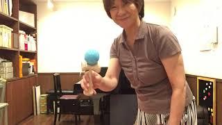 米米CLUB「浪漫飛行」をエレクトーン&ピアノで弾き それにのせてけん玉 モシカメ他 新技練習してみた.