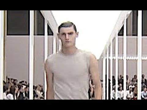CHRISTIAN DIOR Spring Summer 2013 Menswear Paris - Fashion Channel