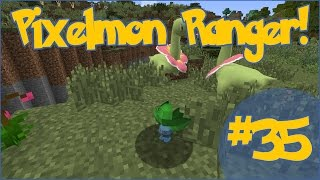 Pixelmon Ranger! Hatching Brand New Baby Oddish!! - Episode #35