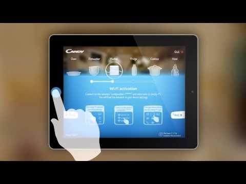 Configurazione Candy Smart-Fi - Italiano