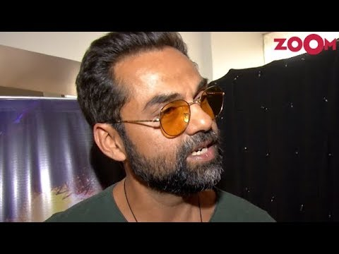Abhay Deol shares his experience of working in 'Zero' & more | Bollywood News