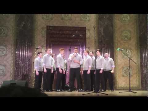 Missouri State Beartones 2013 ICCA Semifinals set