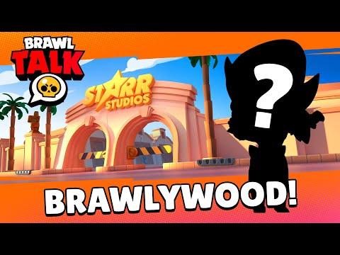 Brawl Stars: Brawl Talk - Lights, Camera, BRAWL!
