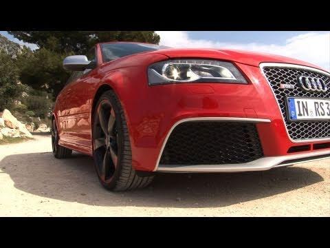 Test: neuer Audi RS 3 Sportback 2011