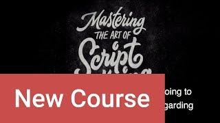 Mastering Script Lettering - Trailer