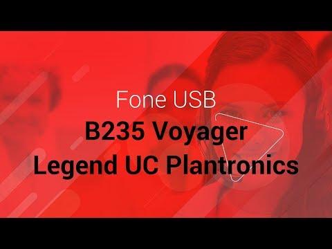 Fone USB B235 Voyager Legend UC Plantronics
