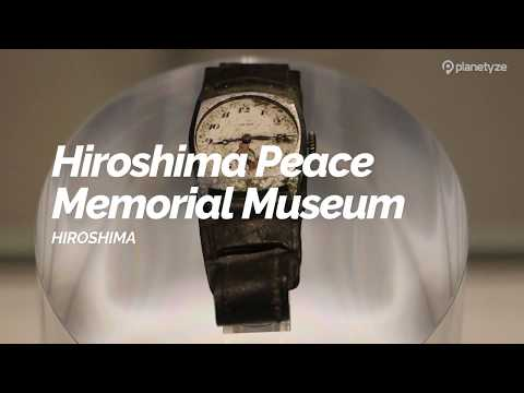 Hiroshima Peace Memorial Museum, Hiroshima | Japan Travel Guide