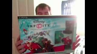 Game Update: Disney Infinity Starter Pack PS3 Unboxing