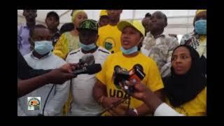 HESHIMA KWA WILLIAM RUTO NI LAZIMA!! MOMBASA UDA MEMBERS DISPLAYS THEIR ANGER OVER DP'S  FAILED TRIP