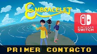 Embracelet para Nintendo Switch | Primer contacto