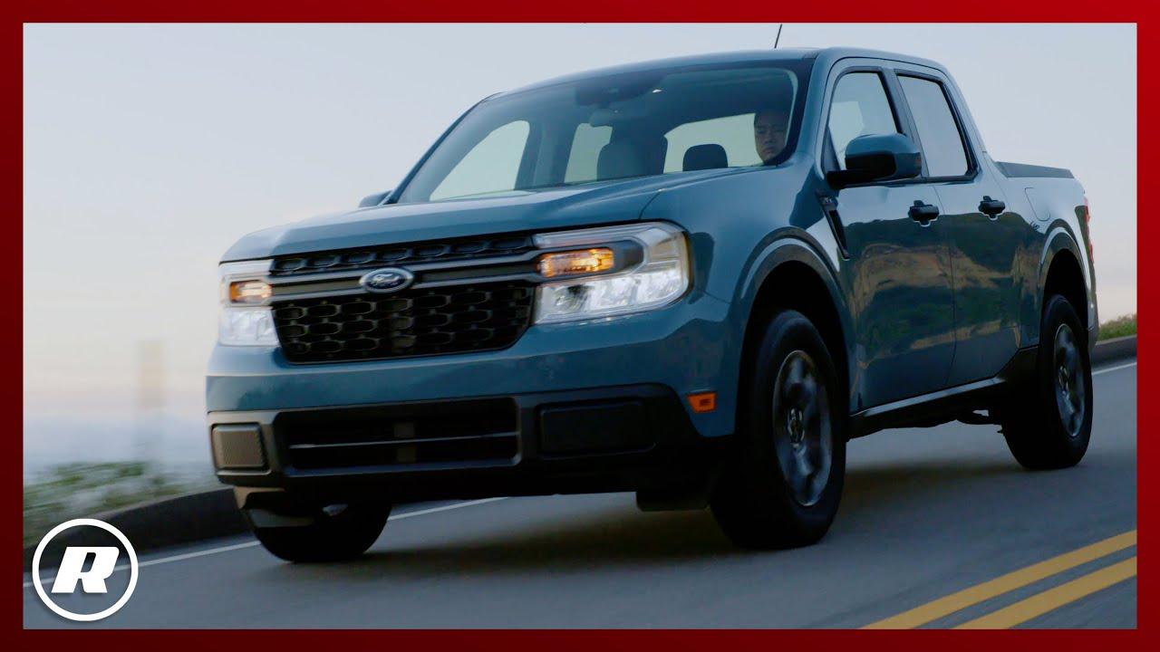 2022 Ford Maverick: Is this pickup a Honda Civic and used-car rival?