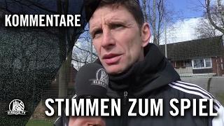Die Stimme zum Spiel (HSV - NTSV, U17 B-Junioren, Bundesliga Nord/Nordost) | ELBKICK.TV