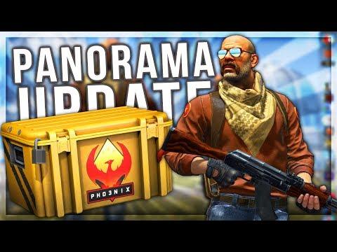 HUGE PANORAMA UPDATE! (FULL INTERFACE REMAKE)