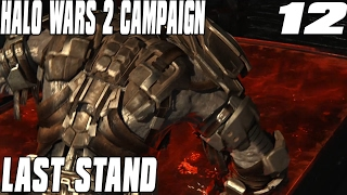 Halo Wars 2 Campaign Final Mission Last Stand