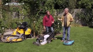 Comment choisir sa tondeuse à gazon ? - Jardinerie Truffaut TV
