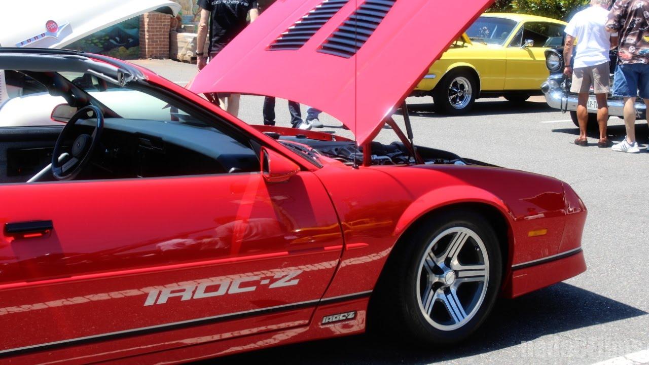 Camaro 1990 chevrolet camaro iroc z for sale : 80s Heavy Hitter - Camaro IROC-Z 5.7 TPI (3rd Gen Jam) - YouTube