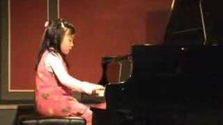 Solfeggio C.P.E. Bach, played by Karin Zhou (6)