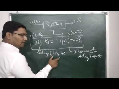 signals and systems(Time variant & Time Invariant)gate lecture no.19