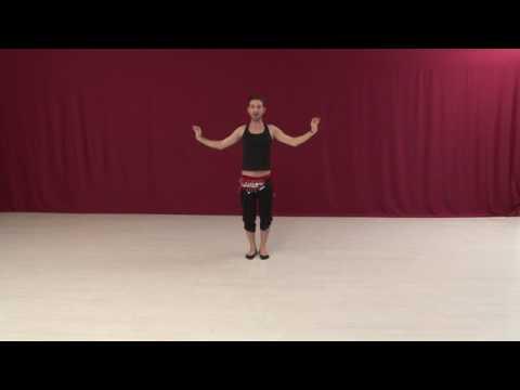 Oryantal Dansında Kalça Atma Hareketi Nasıl Yapılır ?