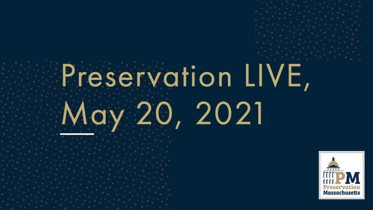 Preservation LIVE 2021