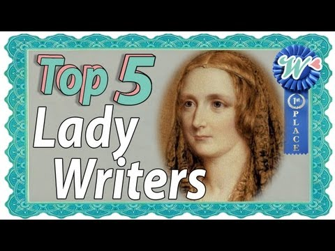 Top 5 Lady Writers