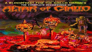 Altar Of Giallo - A Bloodfeast For The Dead (Full Album Stream)