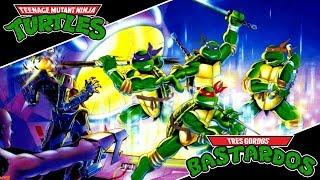 Reseña Tetralogía Teenage Mutant Ninja Turtles | 3GB