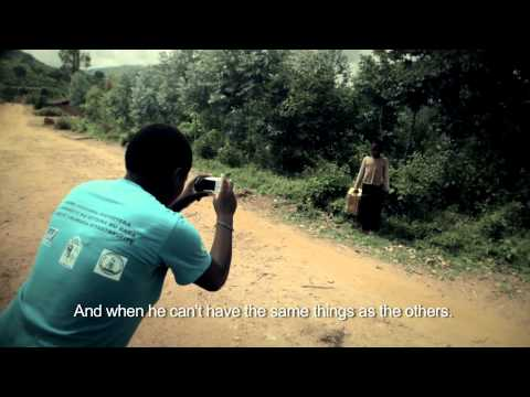 Through our eyes - Ubuntu project in Kenya, Rwanda and Burundi - Handicap International