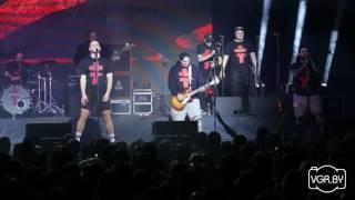 Концерт группы 'Брутто' в Ледовом дворце Гродно
