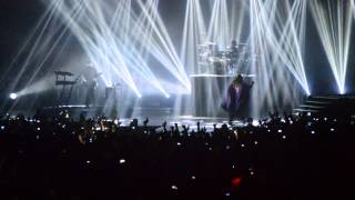 Up In The Air - 30 Seconds To Mars en Argentina (Luna Park 11-10-14)