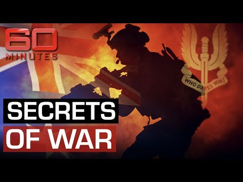 Shocking allegations about elite Australian soldiers during Afghanistan war | 60 Minutes Australia