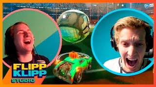 NERVEPIRRENDE ROCKET LEAGUE - Jonas vs Kattekryp #1