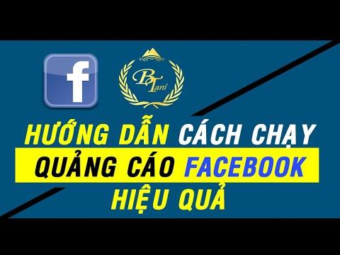 Hướng dẫn Chạy Quảng Cáo Facebook Hiệu Quả từ A – Z