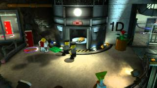 LEGO City Undercover 100% Guide - Special Assignment #10