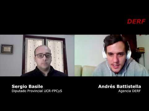 Sergio Basile: El Gobierno debe reforzar los controles en límites interprovinciales