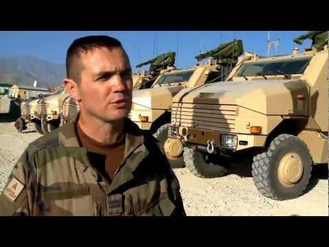 16/10/10 - Koul - Le véhicule blindé hautement protégé (VBHP)