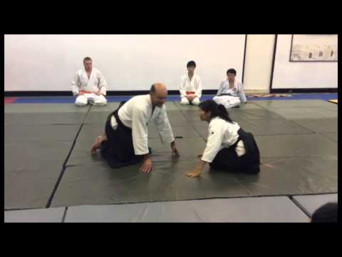 Aikido at All Gym Chiang Mai 2