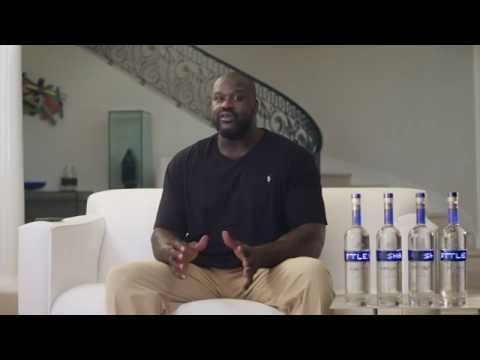 Medea Vodka Commercial - Shaq's Vodka - Bluetooth LED Vodka