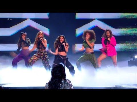 The X Factor Celebrity UK 2019 Live Week 1 V5 Full Clip S16E03