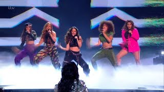 The X Factor Celebrity UK 2019 Live Week 1 V5 Full Clip S16E03