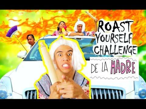Roast Yourself Challenge | Palomitas Flow