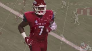 Fresno State Football: 9/1/18 Highlights vs Idaho