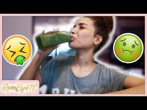 NO FOOD for 4 DAYS?! | Juice Cleanse Vlog!