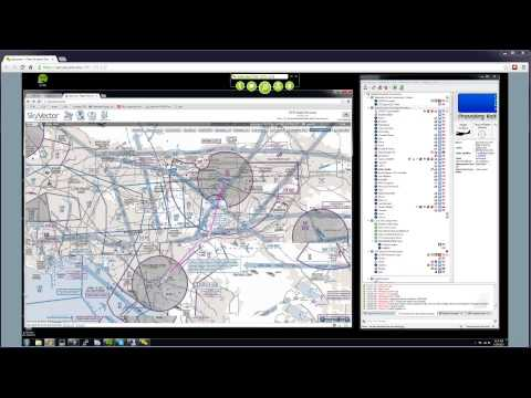 PilotEdge Workshop 4 - Scenario based VFR flight planning  (Class C Operations)