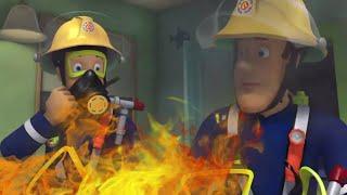 Strażak Sam Za dużo ognia! Nowe odcinki Najlepsze uratowania Kreskówki