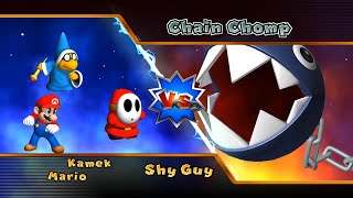 Mario Party 9 - Solo Mode - Part 5 - Magma Mine